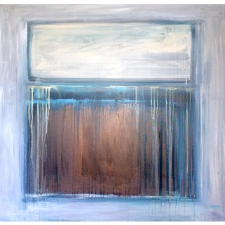 'TRAiL OF TEARS' Original Abstract Painting by Linnea Heide