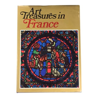 Vintage Art Treasures in France Coffee Table Book
