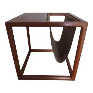 Aksel Kjersgaard Danish Modern Teak Table