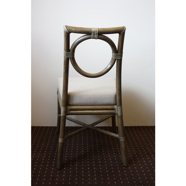 McGuire Thomas Pheasant Open Back Chair - Image 5 of 6