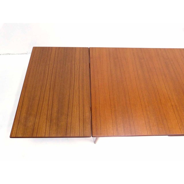J.O. Carlsson Teak Extension Dining Table - Image 7 of 10
