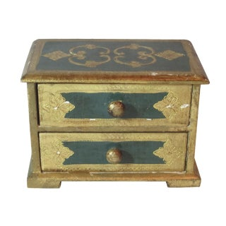 Florentine Two Drawer Chest