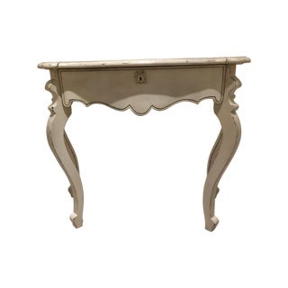 Baker Milling Road Venetian Mahogany Hall Table