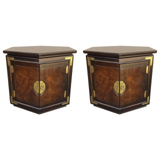 Mid-Century Side/End Tables - Pair
