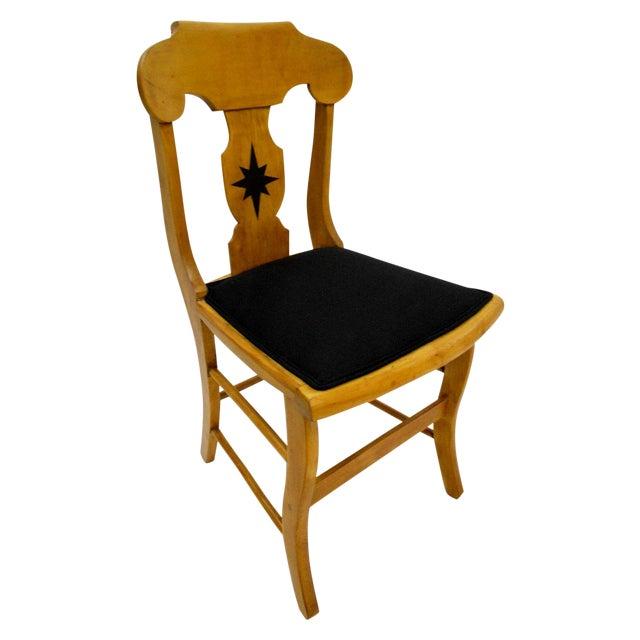 1920s Biedermeier Style Desk Chair - Image 1 of 7