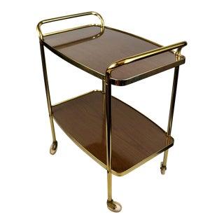 Cosco Mid-Century Modern Bar Cart