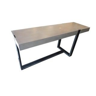 Bina Mercury Console Table