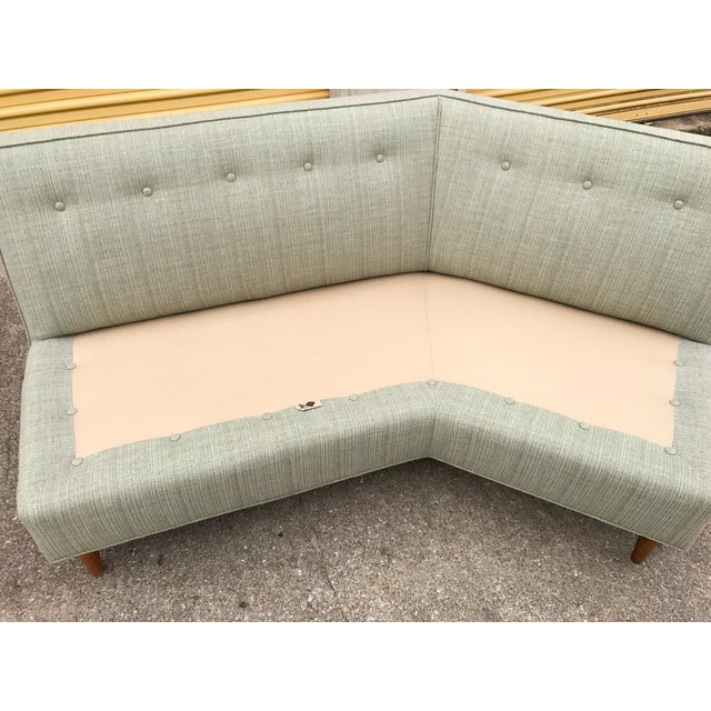 Marden Mid-Century Sectional Sofa - 2 Pieces - Image 9 of 11