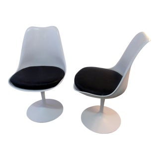 Eero Saarinen for Knoll Tulip Chairs - A Pair