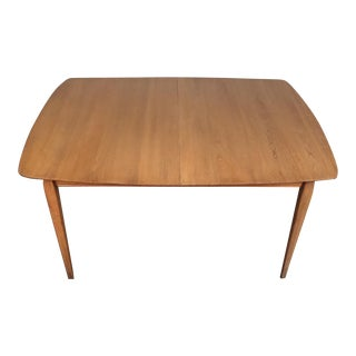 Davis Cabinet Company Mid-Century Modern Dining Table