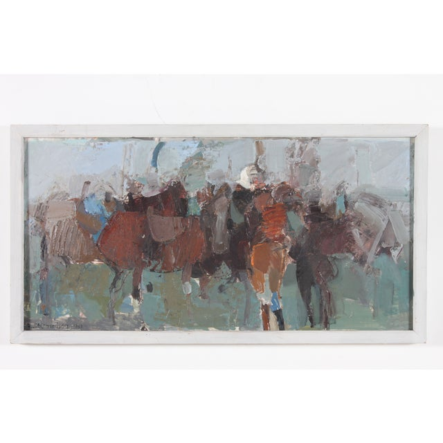 Image of Ebbe Eberhardson Oil Painting - 1967