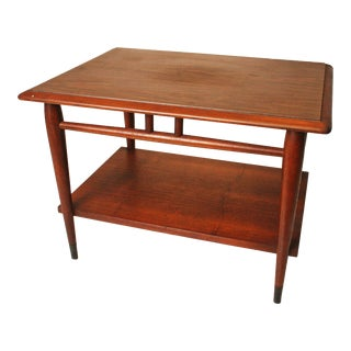 Lane Mid-Century Modern Side Table