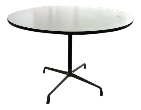 Eames by Herman Miller Round Table Chairish