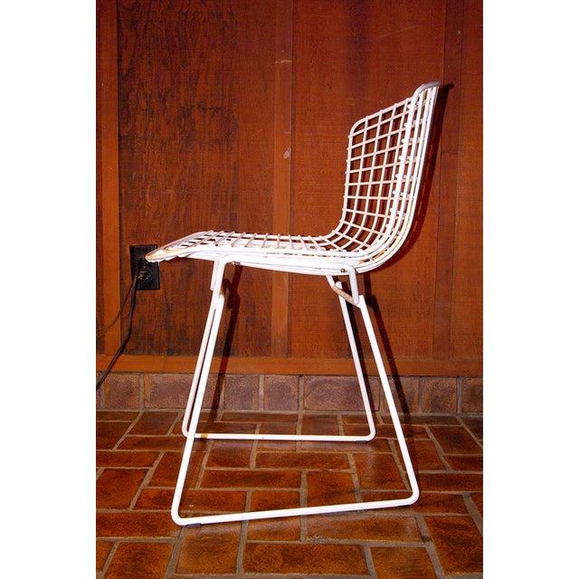 Harry Bertoia Knoll Metal Side Chair - Image 4 of 6