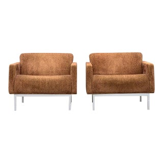 Mid-Century Jack Cartwright Lounge Chairs