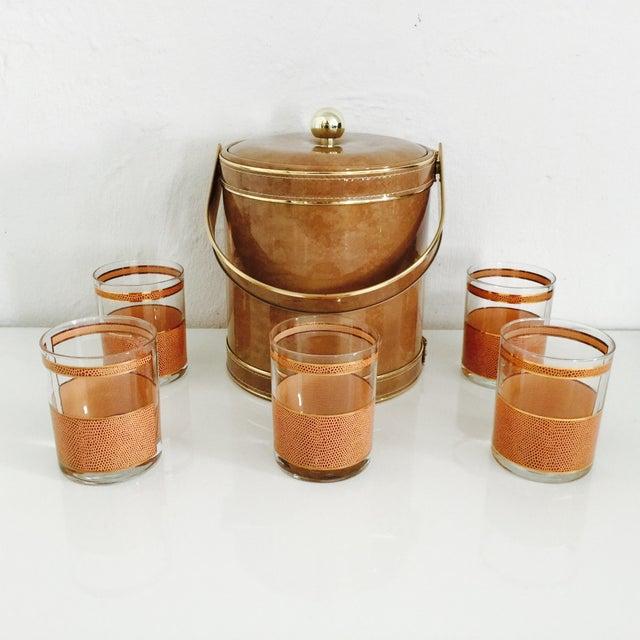 George Briard Mid-Century Modern Ice Bucket - Image 10 of 10