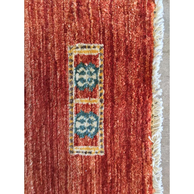 "Gabeh Persian Rug - 3'5"" x 5'11"" - Image 7 of 11"