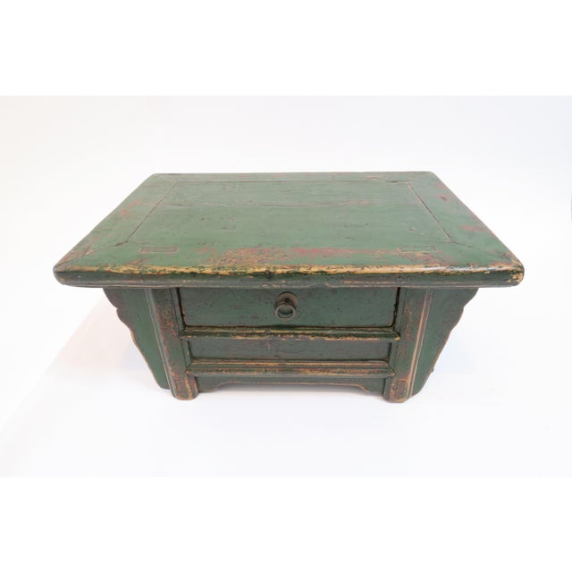 Image of Japanese Low Writing Desk