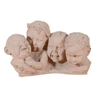 19th Century Terracotta Bust