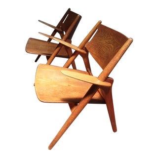 C. 1951 Hans Wegner Chairs - A Pair