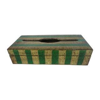 Italian Tissue Box