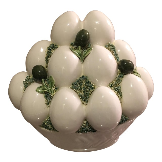 Italian Goose Eggs & Olives Topiary - Image 8 of 8