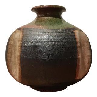 Mid-Century Modern Pottery Vase