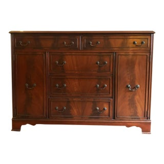 Traditional Mahogany Sideboard