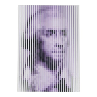 George Washington by Jean-Pierre Vasarely