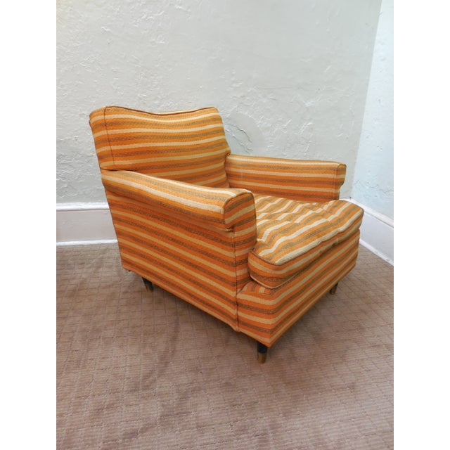 Vintage Mid-Century Modern Lounge Chairs - A Pair - Image 7 of 10