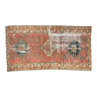"Antique Fine Malayer Rug Runner - 3'1"" X 5'9"""