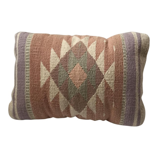 Southwestern Pillows And Rugs : Overstuffed Southwestern Rug Pillow Chairish