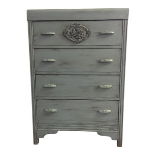 TG Design Waterfall Art Deco Highboy
