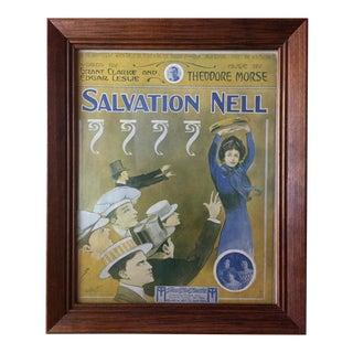 Salvation Nell Original Sheet Music