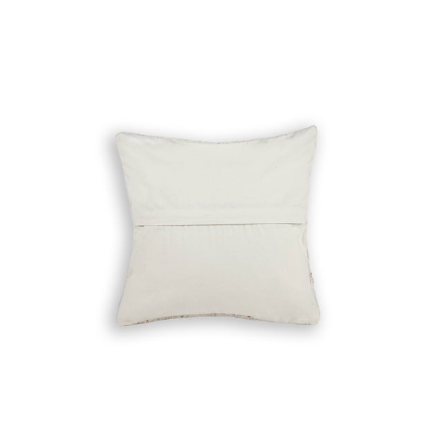 Plush Neutral Matching Pillows - A Pair - Image 3 of 3