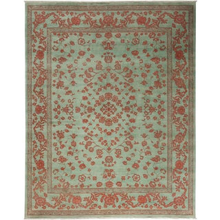 "Shalimar, Hand Knotted Area Rug - 8' 3"" x 10' 3"""