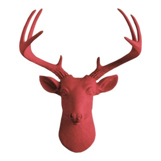 Wall Charmers Mini Deer Wall Mount