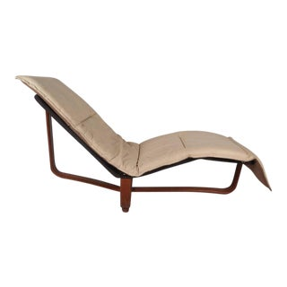 Mid-Century Modern Chaise Longue by Ingmar & Knut Relling for Westnofa