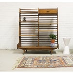 Image of Rare Room Divider / Shelving Unit by Russel Wright