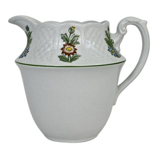 Royal Cauldon Ironstone Cream Pitcher