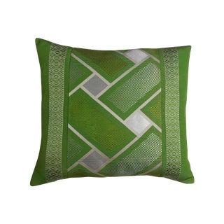 Japanese Obi Custom Pillow