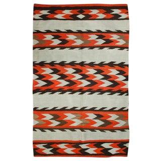 "Vintage Navajo Rug - 4'8"" x 6'6"""