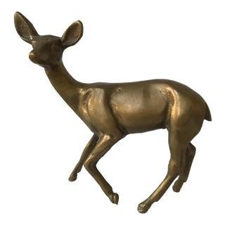 Vintage Deer Figurine
