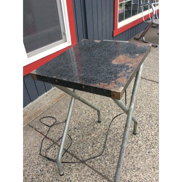 Image of Industrial Foldaway Projector Table