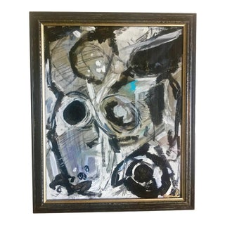 Original Abstract Expressionist Painting