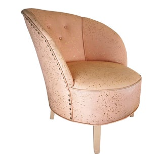 Deco Shell Club Chair