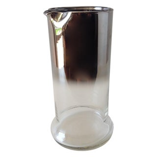 Dorothy Thorpe Silver Ombré Juice Carafe