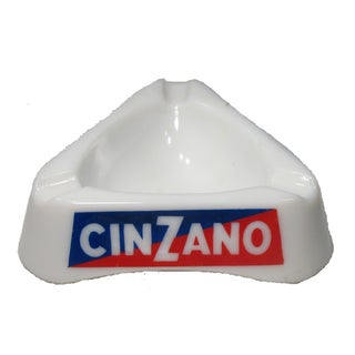Vintage French Cinzano Ashtray