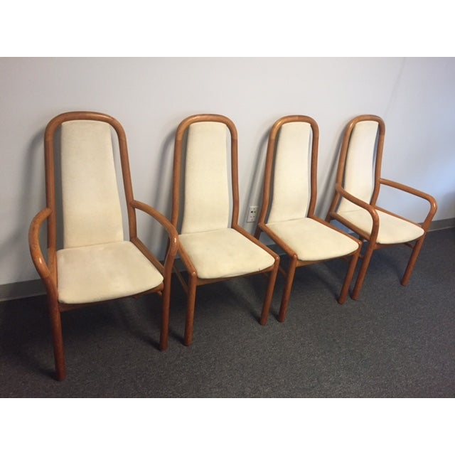 Boltinge Danish Modern Dining Chairs - Set of 4 - Image 5 of 8