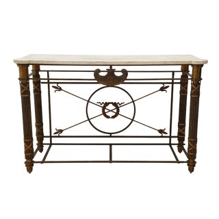 Directoire-style console